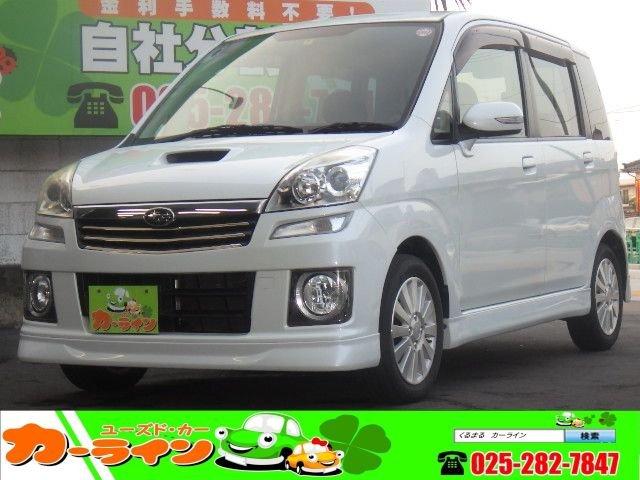 ☆カーライン☆最新入庫 ステラ RS CVT SPチャージャー 4WD HID☆