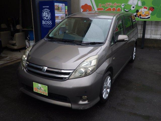 ☆カーライン☆最新入庫 アイシス PLATANA 4WD HDDナビ フルセグ☆