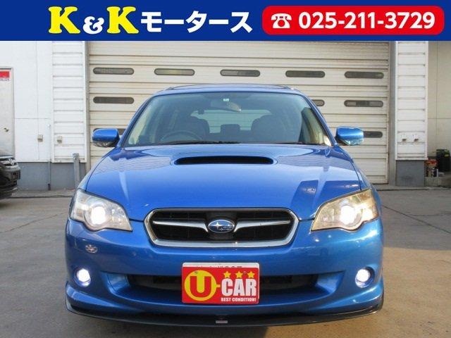 ★スタッフオススメ★レガシーツーリングワゴン2.0GT spec-B WR Ltd04入荷しました。