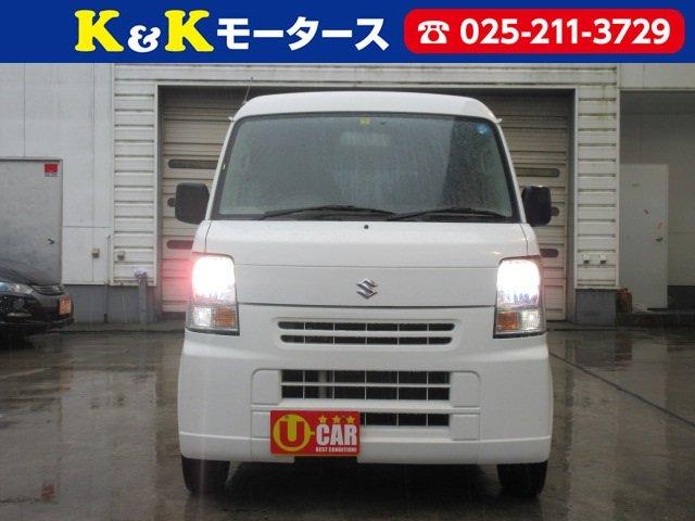☆彡特選軽バン☆彡エブリィ PAハイルーフ 4WD入荷しました。