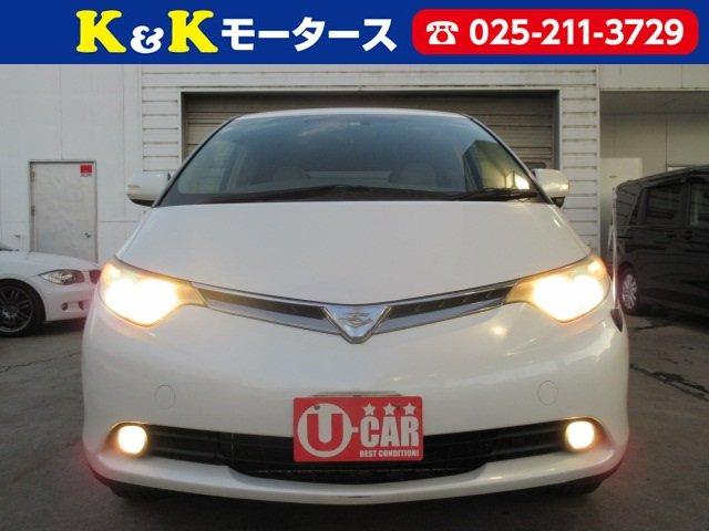 ☆彡オススメミニバン☆彡エスティマ G 4WD 関東仕入れ入荷しました!!