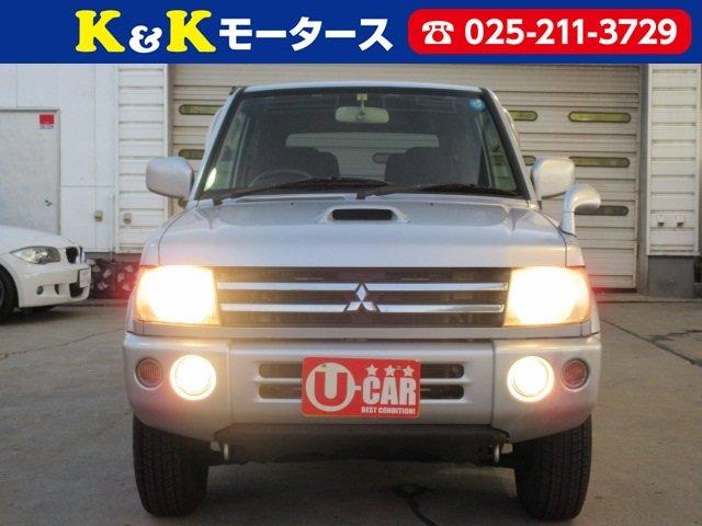 ☆彡特選4WD軽自動車☆彡パジェロミニ アクティブフィールドED 4WD入荷しました!!