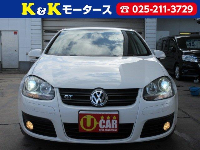 ☆彡お買い得ハッチバック☆彡VWゴルフ GT TSI 横浜仕入れ 入荷しました!!
