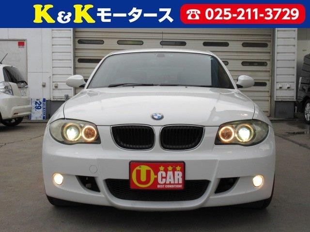 ☆彡特選ハッチバック☆彡BMW 1シリーズ 116i ?スポーツパッケージ入荷しました!!