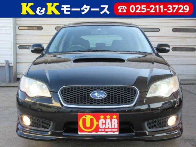 ☆当店オススメ☆レガシィツーリングワゴン2.0GT スペックB 清掃除菌済 4WD 入荷しました!!