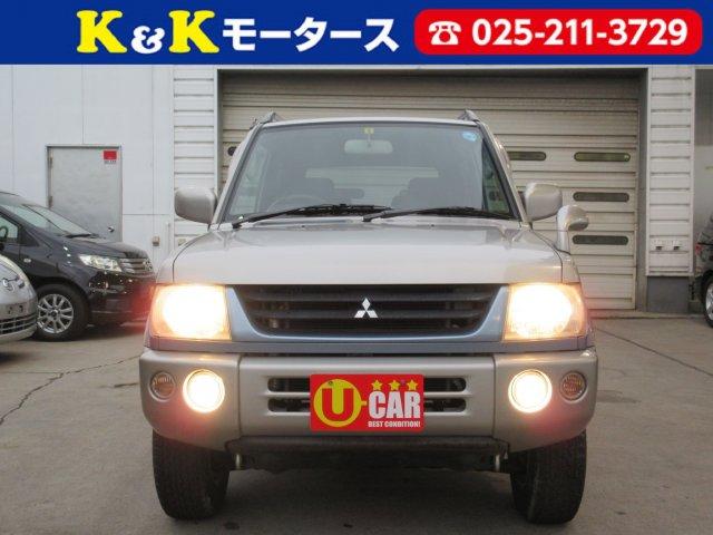☆店長オススメ☆パジェロミニ SplカラーEd XR 清掃除菌済 切替式4WD 入荷しました!!