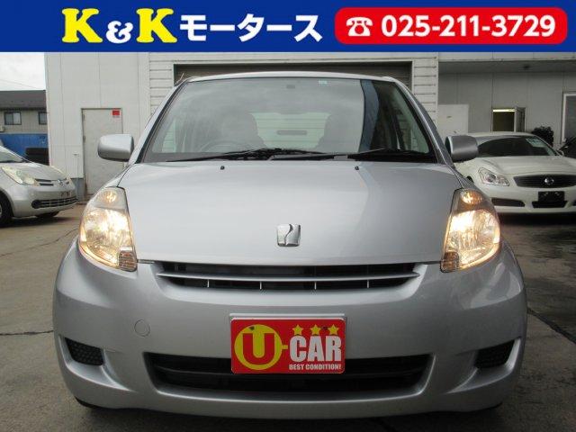 ☆店長オススメ☆パッソ X 清掃除菌済 車検3年7月 4WD ETC ナビ 入荷しました!!