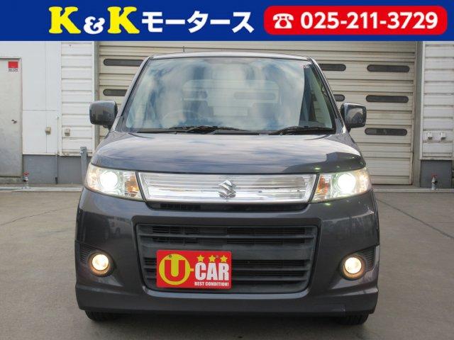 ☆店長オススメ特選車☆ワゴンRスティングレー X !!