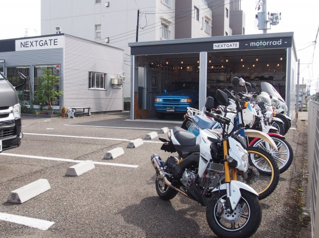 NEXTGATE -motorrad- オープン!!!