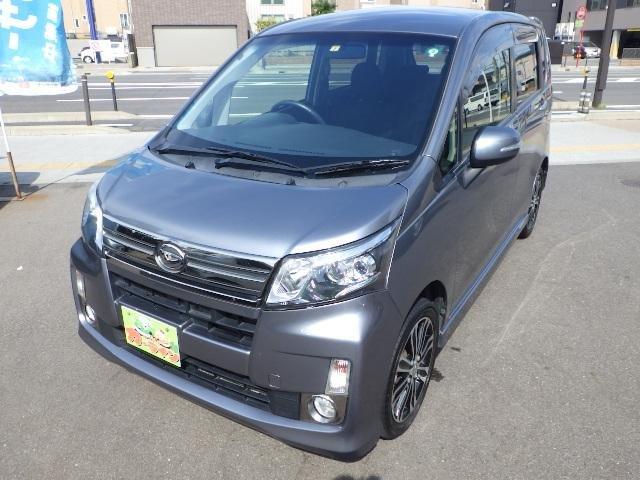 ☆カーライン☆最新入庫 ムーヴカスタム X VS スマートセレ SA 4WD スマートアシスト ☆