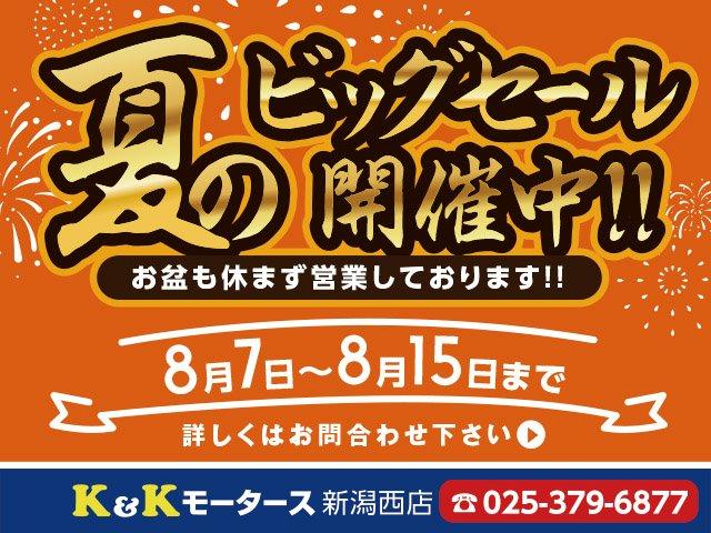夏のビッグセール開催!!!