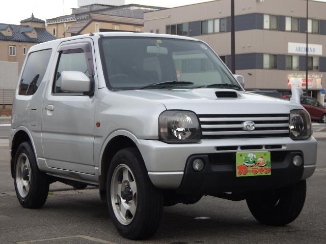 ☆カーライン☆最新入庫 AZオフロード XC 5速マニュアル 切替4WD タイミンチェーン ターボ☆