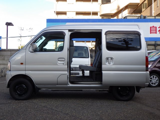☆★☆切替4WDの箱バン エブリイバン☆★☆