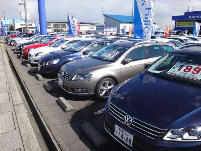 (株)フジカーズジャパン新潟 輸入車・インポートカー専門店