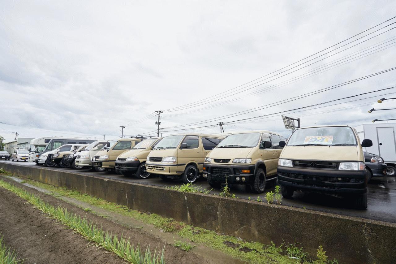 上質車専門店 ラフテル新潟