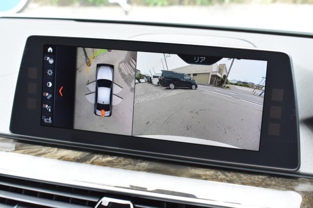 全周囲カメラで駐車も安心です!