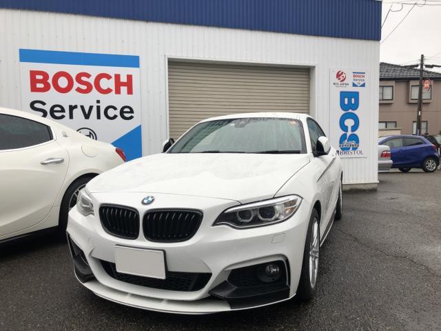 BMW 2シリーズ(新潟県新潟市東区)