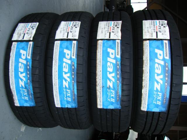 タイヤ BS プレイズPXII 195/65R15