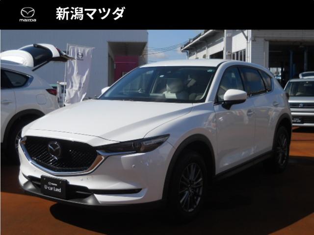 CX-5(新潟県新発田市)