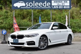 BMW 5シリーズ 523d MスポーツサンルーフナビテレビACC