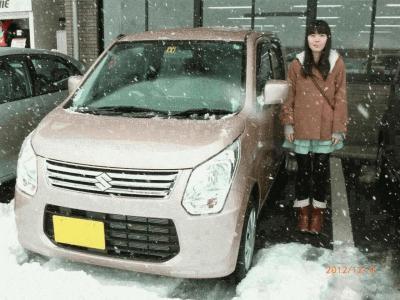 スズキ ワゴンR FX(新車)