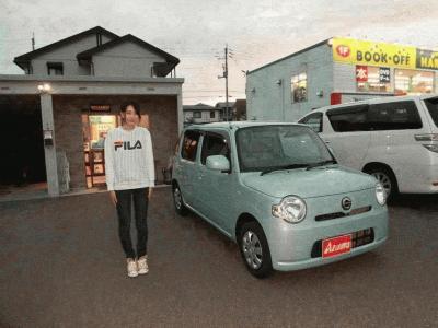 ミラココアX 4WD