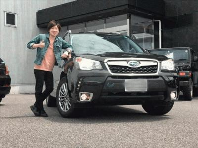 FORESTER Sリミテッド4WD