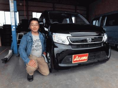 Nワゴン 4WD