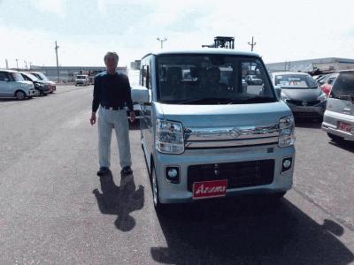 エブリィワゴン 4WD