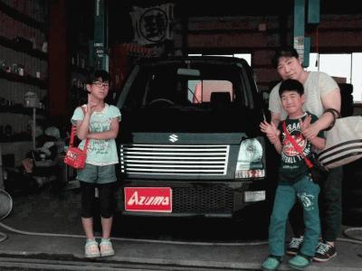ワゴンR FT-Sリミテッド 4WD
