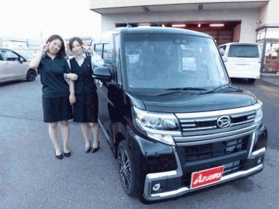 タントカスタムRS トップエディション SAⅢ 4WD