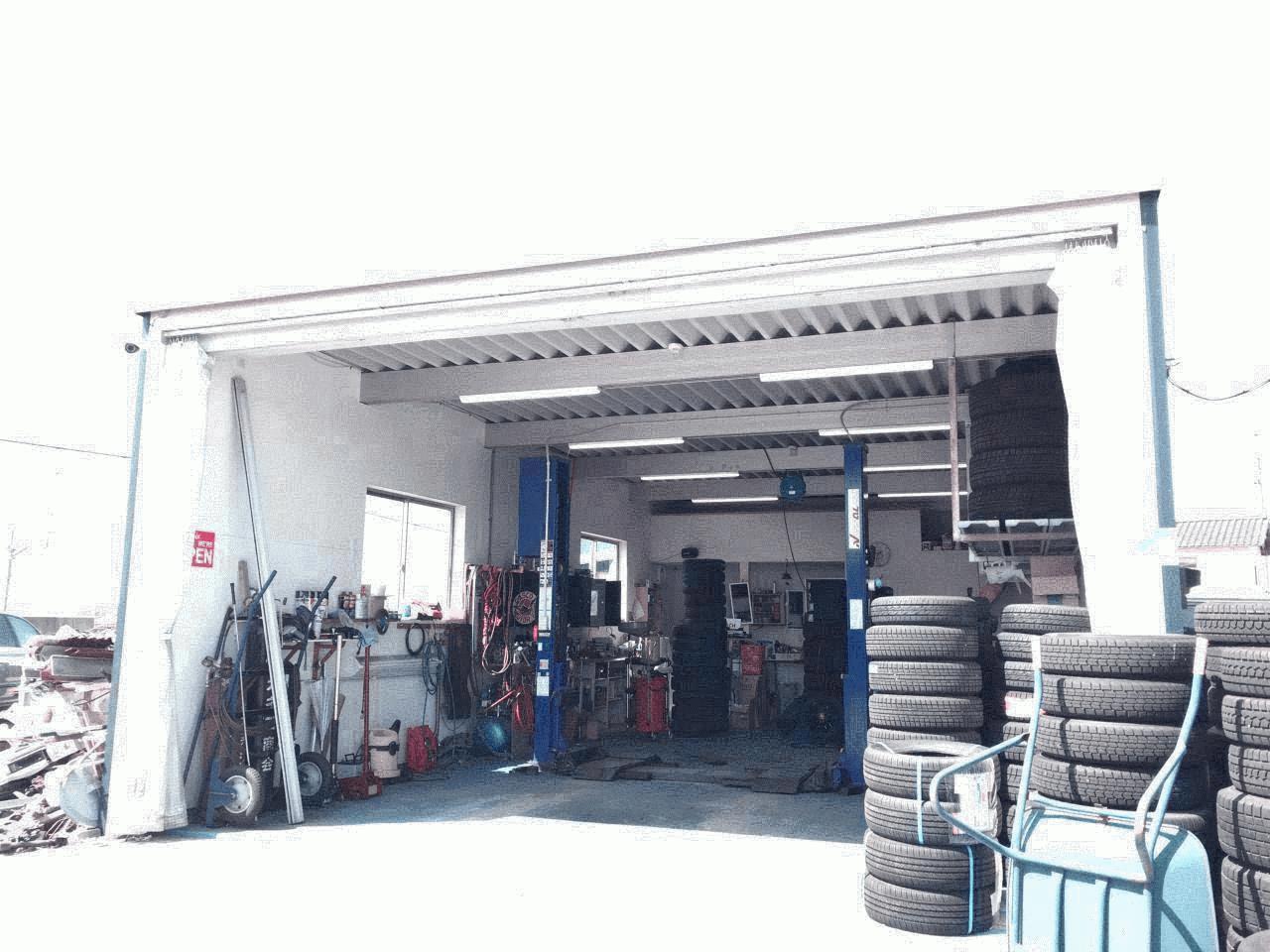タイヤの保管できます★<br /> <br /> タイヤが物置を占領してしまう・・・<br /> 毎回交換時に持ち運ぶのが大変・・・<br /> そんな悩みが解消できます!<br />
