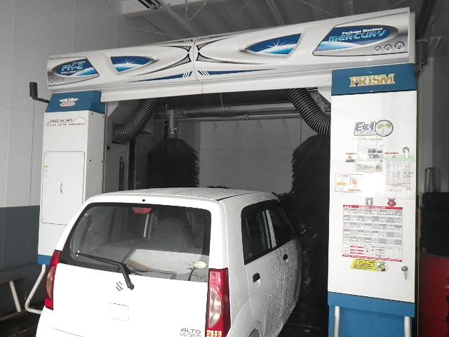 ご成約者様特典 撥水ポリマー洗車無料実施中!!