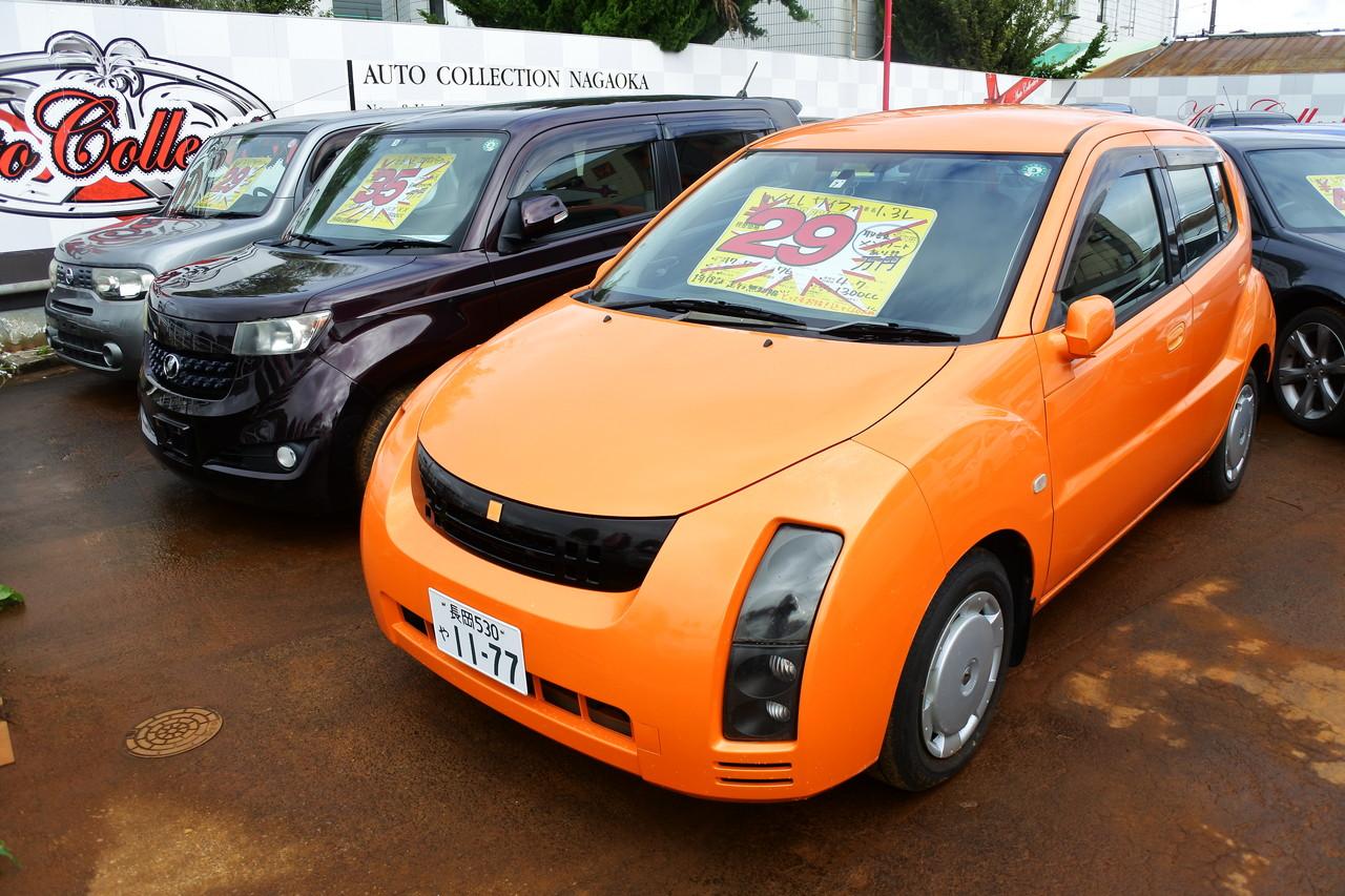 展示車は軽から普通車、ちょっと変わった車!?まで幅広くラインナップ!入れ替わりが早いのでマメにチェックしてください!<br /> MT車が多いことも特徴です!お買い求めいただきやすい価格でさまざまな車種をラインナップしております。